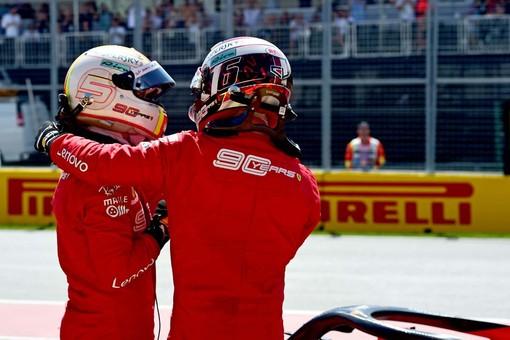 Formula 1. GP Canada, ottimo terzo posto per Leclerc. Ma la penalità inflitta a Vettel lascia molte perplessità