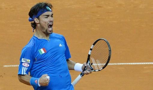 Tennis. Fognini batte anche Thomson ed è agli ottavi di finale a Montecarlo. Al via Sinner - Djokovic