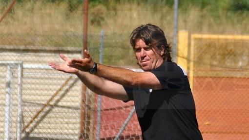 Giancarlo Riolfo, ex allenatore di Savona e Sanremese, ora sulla panchina del Carpi