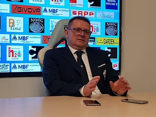 """Calcio. Albissola, lo sfogo del patron Colla: """"Certe situazioni possono anche stufare, chi si comporta regolarmente non viene tutelato"""""""