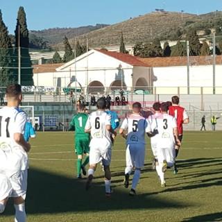 Calcio, Eccellenza. Imperia-Pietra Ligure 1-0: il match negli scatti realizzati da Christian Flammia (FOTO)