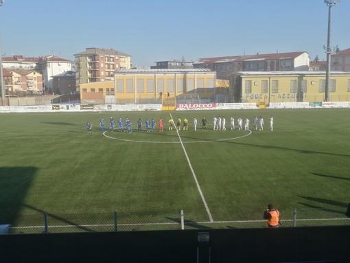 Serie D, l'anticipo sorride al Fossano. Vado battuto 2-0 e agganciato