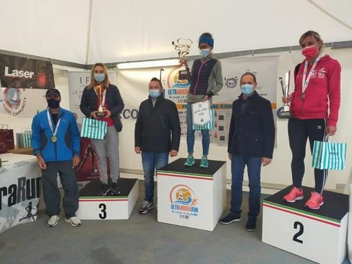 UltrAndoraRun. Civitiello-Barnes e Oliveri-Lutterotti trionfano nella prima ultramaratona della Liguria