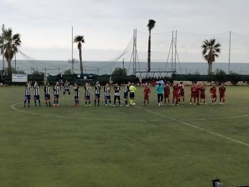 Calcio, Seconda Categoria. In due minuti la Vadese la ribalta. Da 1-0 a 1-2 e vetta mantenuta. Buona prova della Priamar