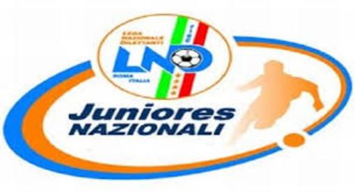 Calcio, Juniores Nazionali: i risultati e la classifica dopo la seconda giornata