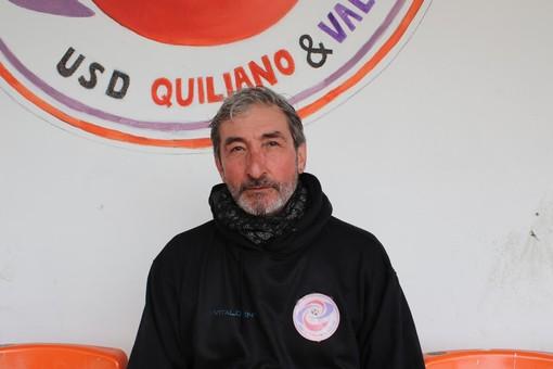 """Calcio. Quiliano&Valleggia. Il presidente Landucci fiducioso per il futuro: """"Con Letimbro e Borghetto fatto un passo avanti. Guardiamo a chi ci precede"""""""