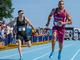 """Magia Jacobs a Savona. Il campione azzurro abbassa il record italiano sui 100 metri a 9""""95"""