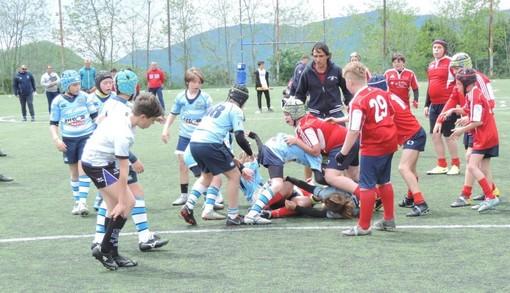 "Rugby: grande partecipazione al torneo ""Fave e Salame"""
