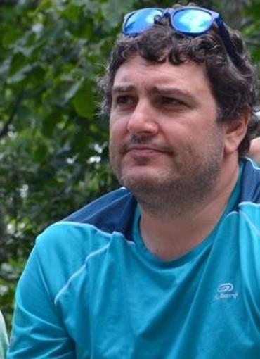 Fabio Musso, allenatore della Veloce Savona Juniores