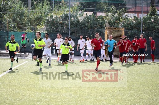 Ospedaletti e Loanesi si giocano nelle ultime sei giornate di campionato la vittoria della Promozione