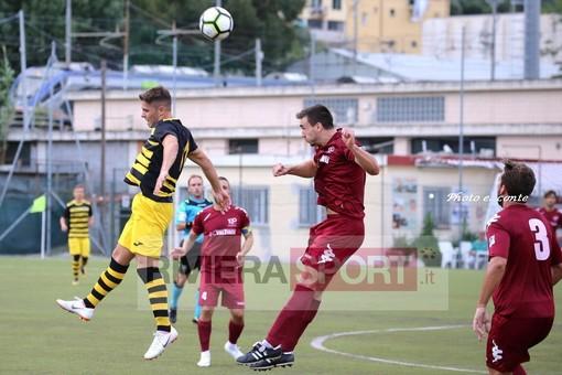 Calcio, Eccellenza. Ventimiglia-Alassio FC 1-1: gli highlights del match (VIDEO)