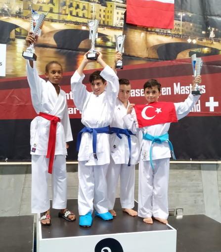 Mese di settembre da incorniciare per il Karate Club Savona