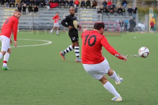 Vito Tabacchiera decide per il Don Bosco Valle Intemelia il match contro il San Bartolomeo Calcio