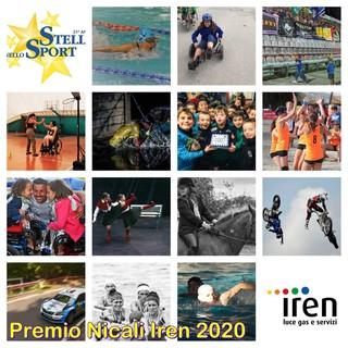 Stelle nello Sport: ecco le venti foto finaliste del Premio Nicali - Iren