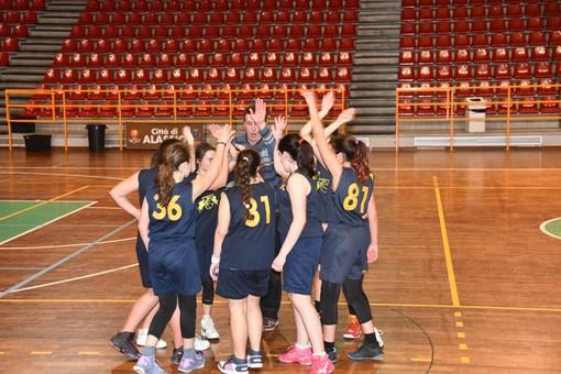 Basket Cairo, U13f: terza di ritorno per giovani cestiste valligiane