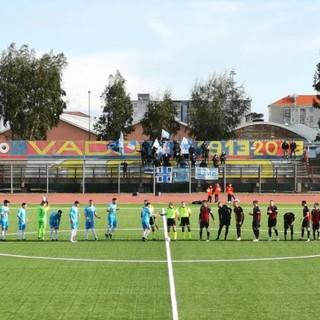Calcio, Serie D. Vado-Sanremese 3-0: gli highlights del derby ponentino (VIDEO)