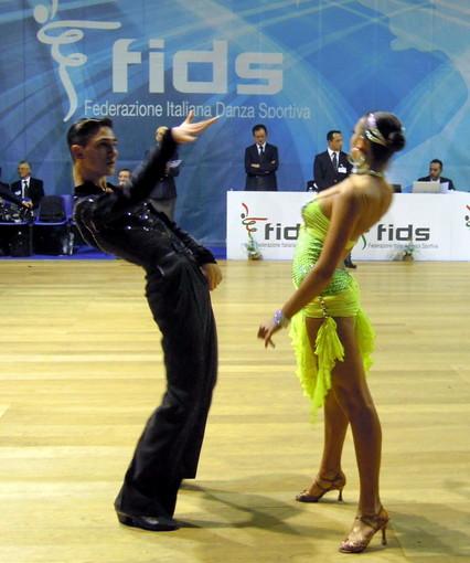 Danza Sportiva: sono partiti questa mattina i campionati regionali