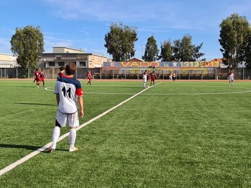 Calcio. Serie D: doppia magia di Boiga, il Vado trova la prima vittoria in campionato. Borgosesia ko 2-0