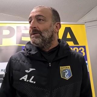 """Calcio. Imperia, contro il Vado tre punti di platino. Mister Lupo al settimo cielo: """"E' la vittoria più importante della mia carriera"""" (VIDEO)"""