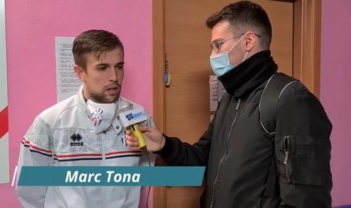 """Calcio. Asd Savona, tutta la delusione di Marc Tona dopo il ko con la Baia Alassio: """"Chiediamo scusa a tifosi e società, pronti a farci perdonare domenica prossima"""" (VIDEO)"""