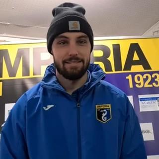 """Calcio. Imperia, è il perentorio colpo di testa di Donaggio a piegare il Vado: """"In casa siamo veramente forti, grazie a Sassari per l'assist!"""" (VIDEO)"""