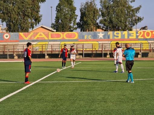 Calcio. Vado-Sestri Levante: tanto equilibrio e poche occasioni, Selvatico e Chicchiarelli firmano l'1-1 nell'ultimo quarto d'ora