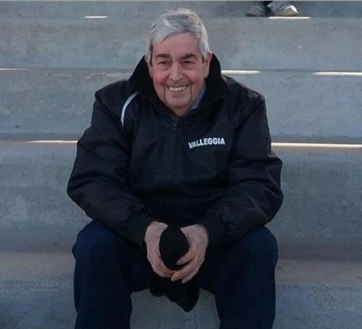 Calcio. Q&V in lutto, è mancato a 76 anni il presidente onorario della Polisportiva Quiliano Francesco Landucci
