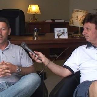 Calcio, Sanremese. L'imprenditore Alessandro Masu entra in società, dal 1° luglio subentrerà in prima persona a Marco Del Gratta