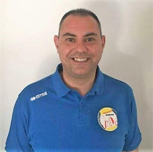 Albenga Volley: coach Daniele Di Vicino confermato alla guida della prima squadra