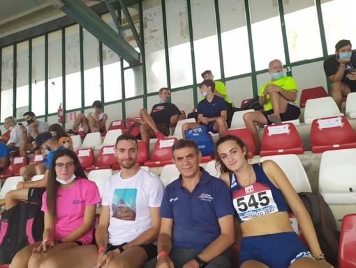 Atletica Arcobaleno Savona: Ilaria Accame si conferma sui 200 metri a Grosseto