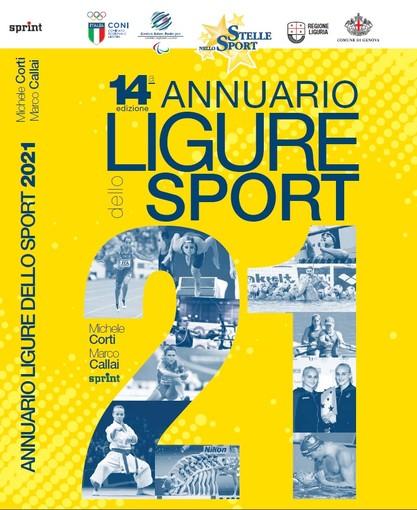 L' Annuario Ligure dello Sport 2021 è pronto, giovedì la presentazione in Regione Liguria