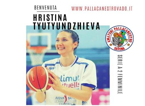Amatori Pallacanestro Savona: il roster si chiude con il colpo Tziutziundzhieva