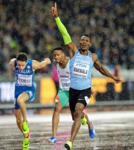 Grande atletica a Savona con Makwala e il bronzo olimpico Neita