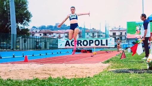 Atletica Arcobaleno. Anabel Vitale e Marco Zunino protagonisti ad Aosta e Padova