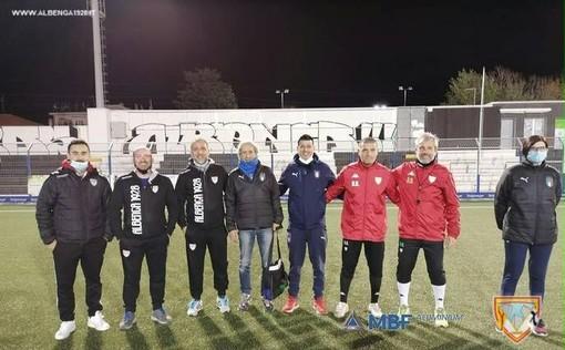 Calcio. L'Albenga è ufficialmente una nuova Scuola Calcio Elite