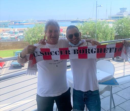Calcio, Soccer Borghetto. Gianluca Cama confermato social media manager