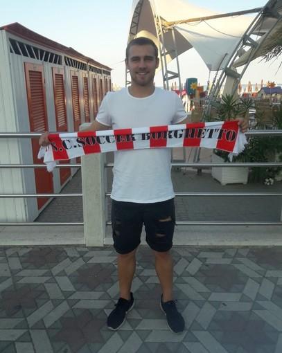 Calciomercato, UFFICIALE: per la difesa del Soccer Borghetto c'è anche Artiom Castellari
