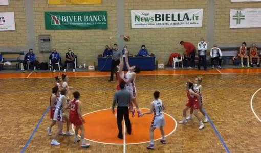 Basket, Serie B femminile: l'Amatori Savona non rallenta, primato e punteggio pieno dopo la vittoria di Biella