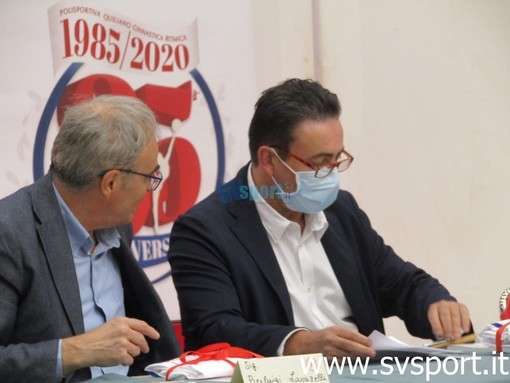 """Ginnastica. La Polisportiva Quiliano è pronta per le finali nazionali. Il presidente Pastorelli: """"Segnale di grande ripartenza. L'obiettivo? Il divertimento delle nostre ragazze"""""""