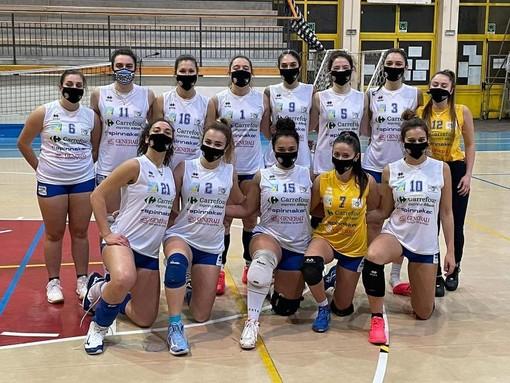 Pallavolo femminile: primo hurrà per l'Albissola, ad Albenga successo esterno per 3-1