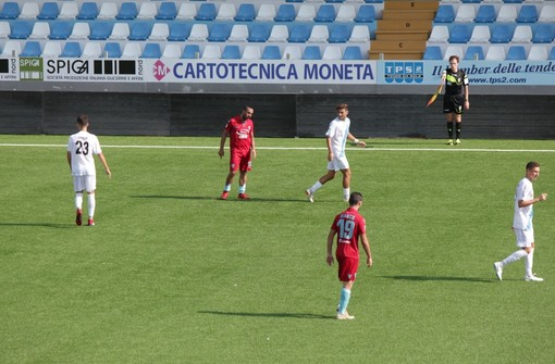 Calcio, Serie C: pregi e difetti da debuttante per l'Albissola, l'Olbia espugna 3-2 Chavari