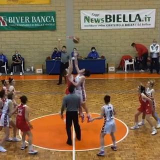 Basket femminile. L'Amatori Savona limita i danni contro il Puianello, il ko interno è solo di un punto