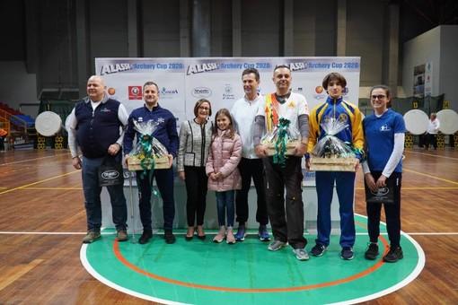 Alassio Archery Cup: un grande successo per l'edizione 2020