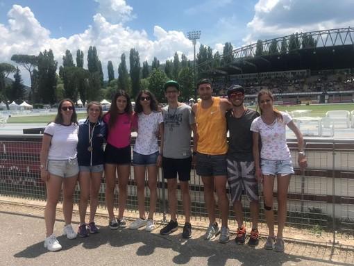 Campionati Italiani Allievi a Rieti: Aurora Bado e Ilaria Accame in buona evidenza per l'Atletica Arcobaleno