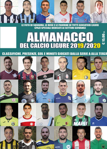 L'Almanacco del Calcio Ligure arriva anche in provincia di Savona
