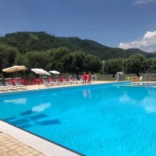Albisola, il 25 giugno riapre la piscina di Luceto