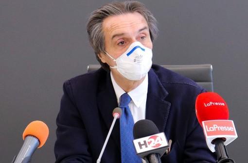 Attilio Fontana, governatore di Regione Lombardia