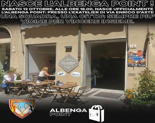 Calcio, Eccellenza. Sabato 12 ottobre nasce l'Albenga Point