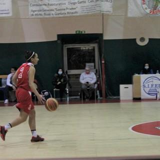 Basket femminile: L'Amatori Savona non si ferma, anche il girone di ritorno si apre con una vittoria