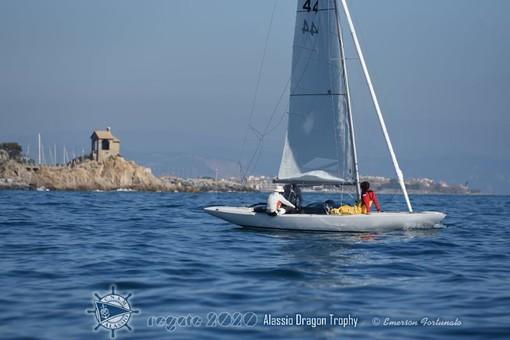 Alassio Dragon Trophy: niente vento, annullata la prima giornata di gare (FOTO)